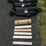 unsere eigene Testreihe mit unterschiedlichen Verpackungsmaterialien