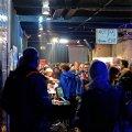 05.11.2016: der VfUBB auf der 11. Langen Nacht des Tauchens in der Kulturfabrik Moabit, Berlin Moabit
