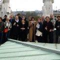 Gruppenfoto der Tagungsteilnehmer auf dem Dach des Naturhistorischen Museums Wien, 05.11.2017