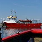 """das Tauchereinsatz- und Forschungsschiff """"GOOR II"""" der UWA-Logistik GmbH"""
