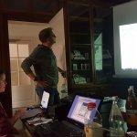 Einführung in die Software durch Dr. Florian Huber