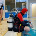 21. Februar 2015 - Training in der Schwimmhalle Ankogelweg
