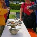 Fundstücke (Netzsenker & Keramik)