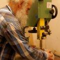 durch die freundliche Unterstützung von Dr. Karl-Uwe Heußner vom Deutsche Archäologische Institut (DAI) in Berlin Dahlem können die Proben dendrochronologisch untersucht werden